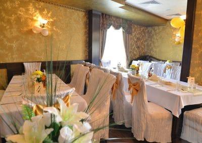 ShatoHotel  Trendafilloff - Restaurant (14)